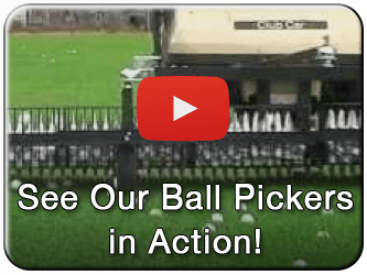 golf ball picker video